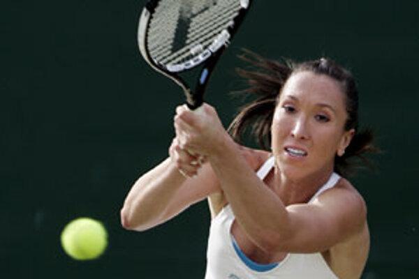 Jelena Jankovičová.