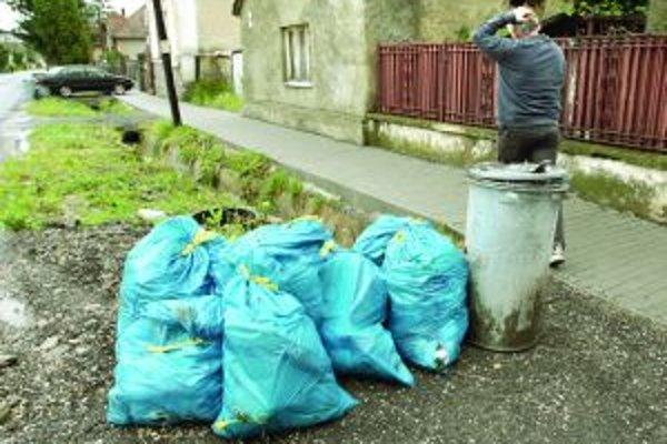 Ilustračné foto: Samosprávy nemajú peniaze na základnú prevádzku obcí.