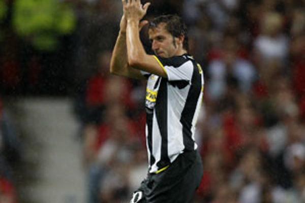 Alessandro Del Piero v drese Juventusu.