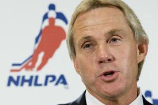 Výkonný riaditeľ NHLPA Paul Kelly(ilustračná foto).