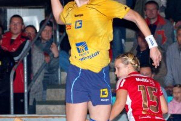 Michalovce zdolali v 1. zápase nórskeho zástupcu Levanger HK, v odvete chcú potvrdiť postupové ciele.