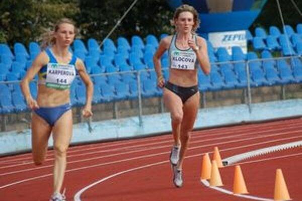 Slovenská reprezentantka v atletike Lucia Klocová v minulom roku zvíťazila na 600 metrov na Atletickom moste v Dubnici nad Váhom.