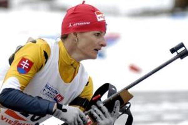 Z úspešného ženského biatlonového tímu z nedávnych rokov bude v tejto sezóne pretekať už len Martina Halinárová