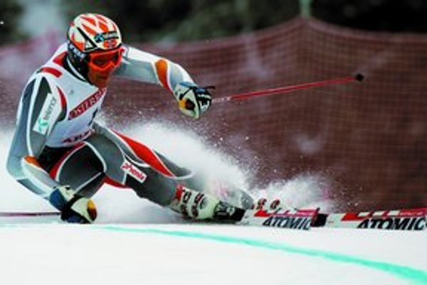 Aksel Lund Svindal získal na MS druhé zlato – v obrovskom slalome.