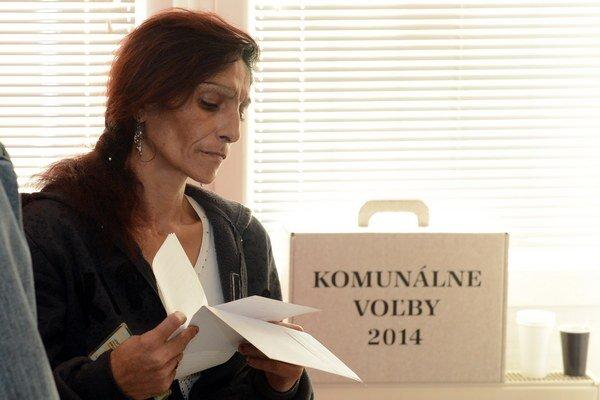 Tri otázky plebiscitu Rómov k urnám nezvolajú.
