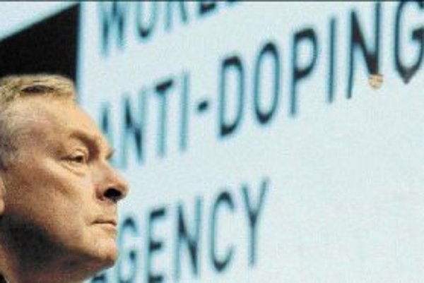 Šéf Svetovej antidopingovej agentúry (WADA) Dick Pound.