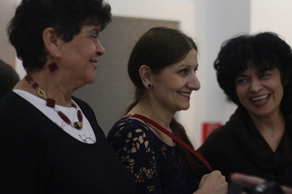 Líderka projektu o úspešných ženách Zuzana Kumanová (v strede).