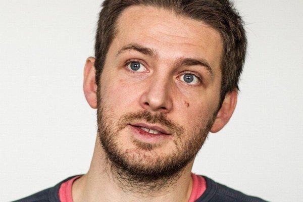 Andrej Belák je sociálny antropológ a zaoberá sa zdravím Rómov.