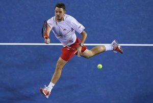 Stanislas Wawrinka hral s Djokovičom skvelý tenis.