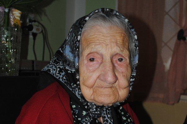 Najstaršia Prešovčanka zomrela vo veku 105 rokov.