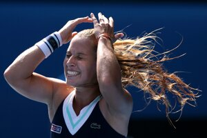 Dominika Cibulková si v Melbourne zahrá finále.