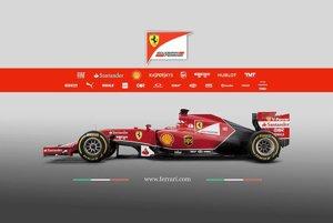 Na oficiálnom webe Ferrari sa objavili prvé fotografie  monopostu pre sezónu 2014.