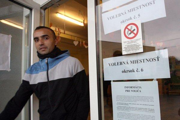 Rómski kandidáti v župných voľbách neuspeli.