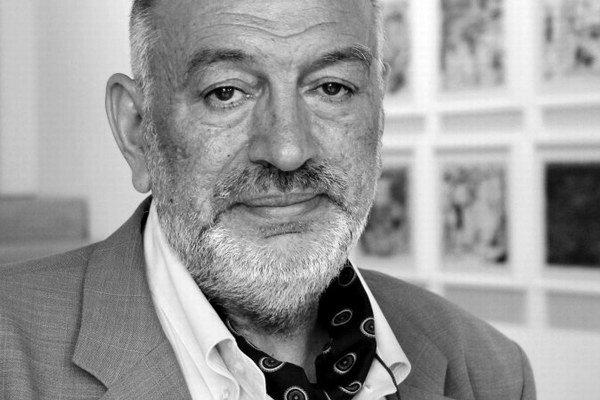 Rumunský sociológ Nicolae Gheorghe
