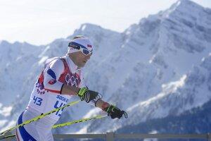 S číslom 43 na trať pretekov na 50 kilometrov vybehol aj Slovák Martin Bajčičák.