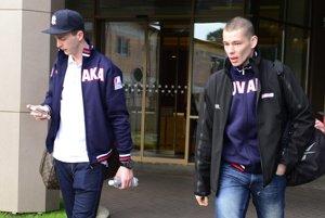 Sprava Marek Ďaloga a Martin Marinčin odchádzajú z Bratislavy na MS.