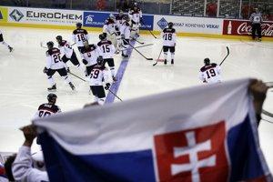 Slováci prehrali v Minsku aj v druhom zápase, tentoraz s Kanadou.