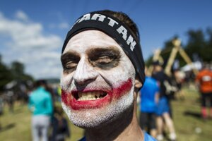 V Bratislave sa bežal Spartan race.