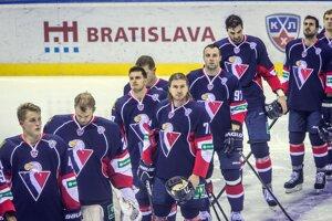 Hokejisti Slovana vyhrali prvý zápas novej sezóny KHL.