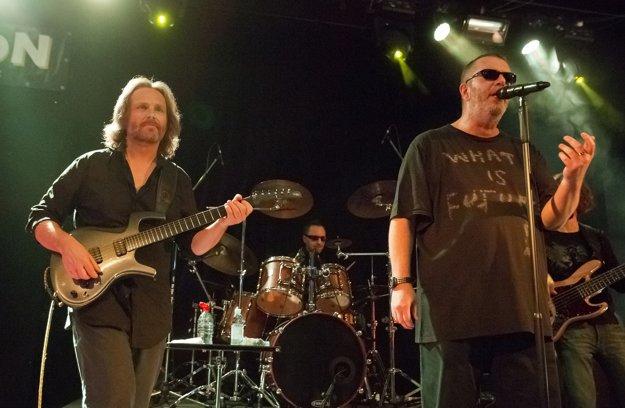 Vlaňajšie turné na počesť Jara Filipa bolo pre Richarda Müllera a Andreja Šebana opäť po čase dôležitou príležitosťou na stretnutie