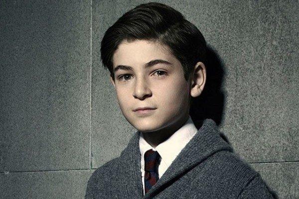 Mladý Batman v seriáli Gotham.