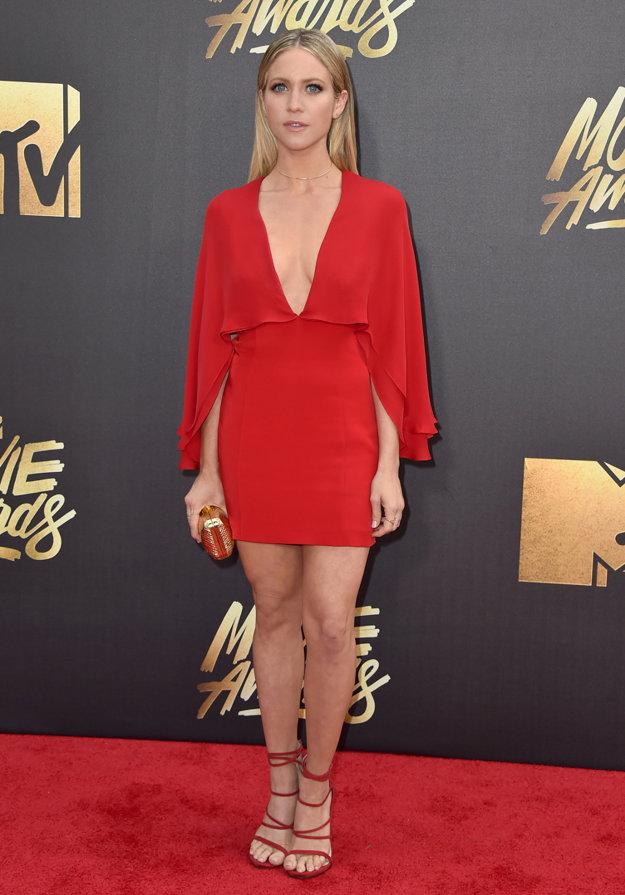 Brittany Snowová