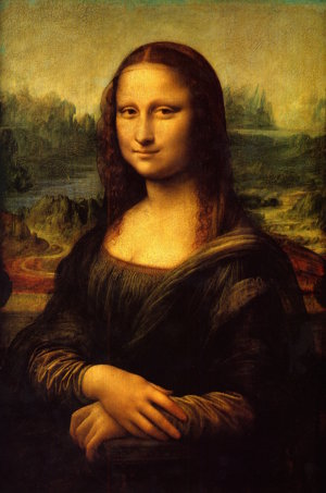 Leonardo da Vinci – Mona Lisa