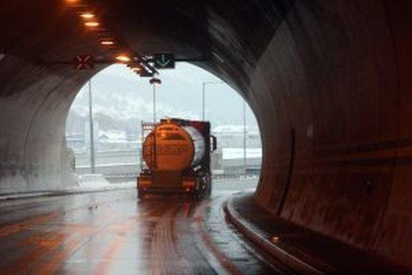 Tunel funguje už desať rokov, do budúcna budú v ňom fungovať ďalšie dve rúry.