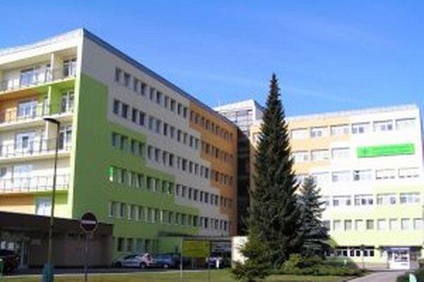 Nový šat získala aj Kysucká nemocnica v Čadci vďaka štátnej dotácii.