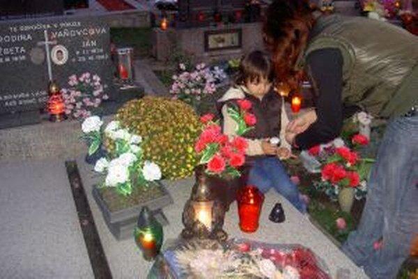 Cintoríny sa čoskoro zaplnia pozostalými.
