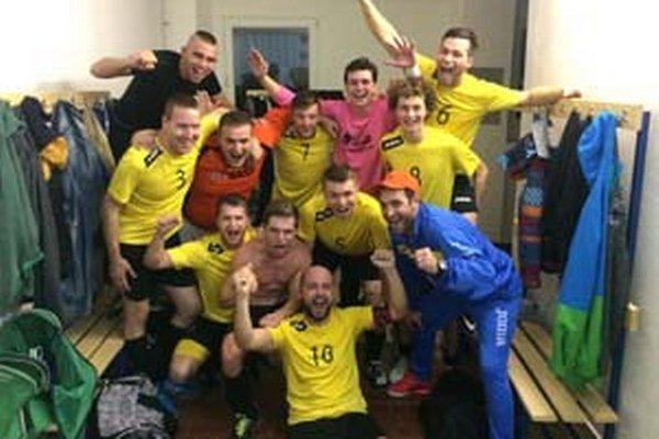 Futsalisti 1. FsK Kysucké Nové Mesto majú za sebou úspešnú základnú časť.