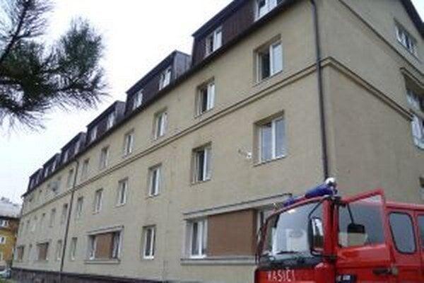 Hasiči včera likvidovali  požiar bytu v Kysuckom Novom Meste.