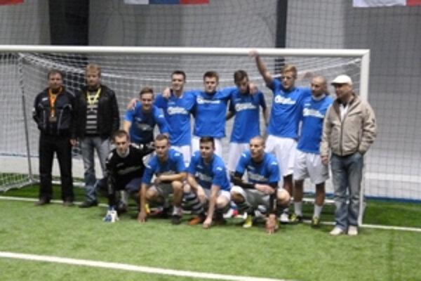 PALstav Ostrava, víťaz Futbalového festivalu 2012.