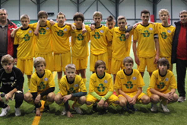 FK Čadca U15.