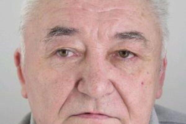 Dôchodca je nezvestný od 17. decembra 2012.