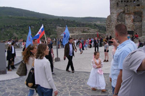 Národná slávnosť na Devíne.