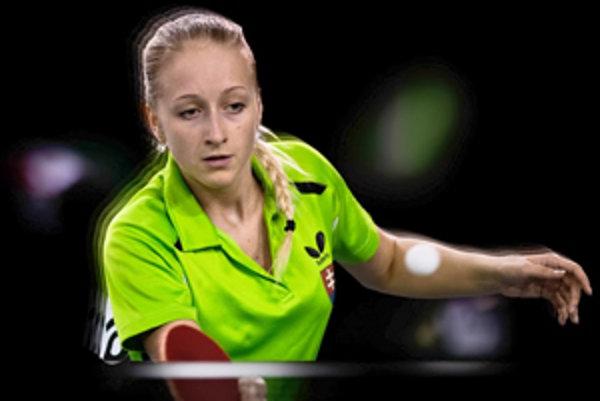 Adriána Cisariková si na MEJ zahrá tretíkrát v kariére.