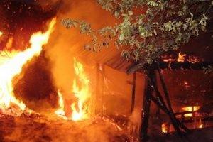 Požiar si vyžiadal škodu za vyše 20-tisíc eur.