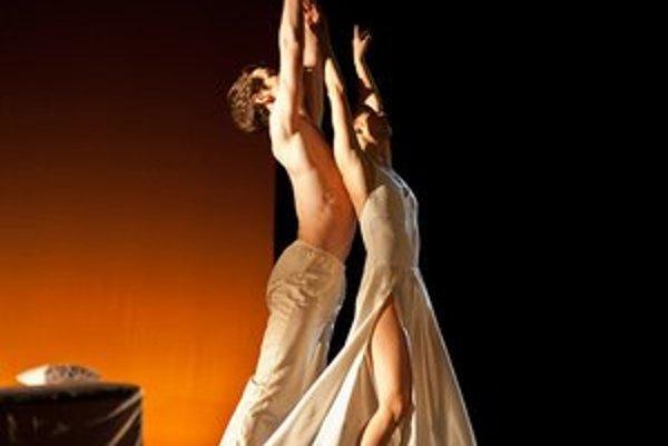 Balet Rómeo a Júlia sa bude v júli tancovať pod holým nebom