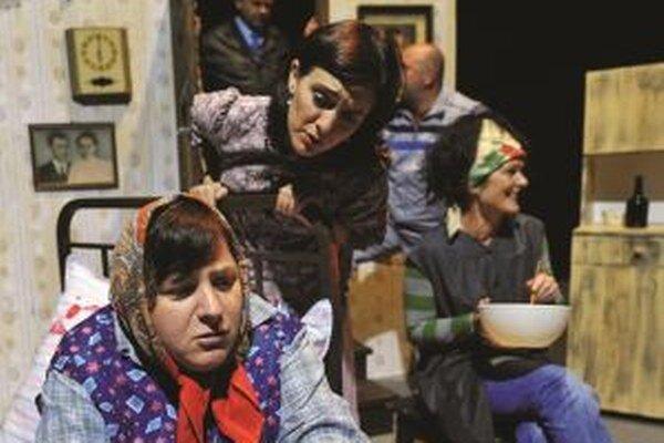 Divadelníci z Čadce si pripravili divadelnú hru na motív rozprávky.
