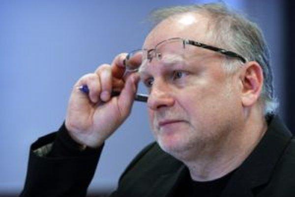 Generálny riaditeľ SND Ondrej Šoth.
