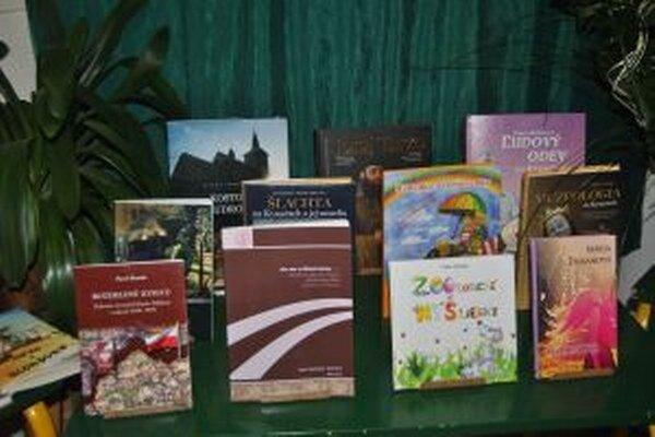 Súťaž Kniha Kysúc organizujú v knižnici už niekoľko rokov.