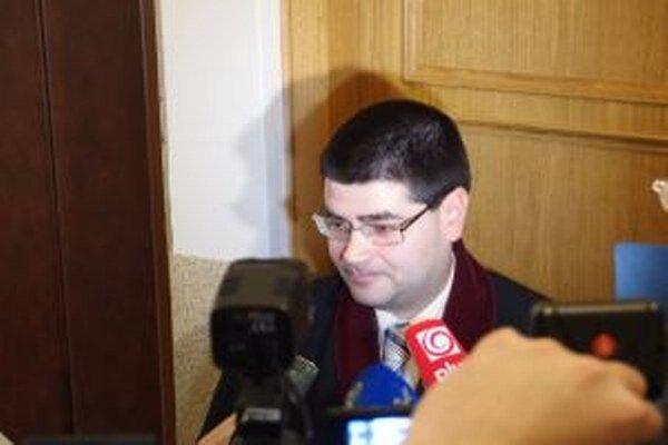 Prokurátor Milan Cisárik zobral zamietnutie odvolania prokuratúry na vedomie.