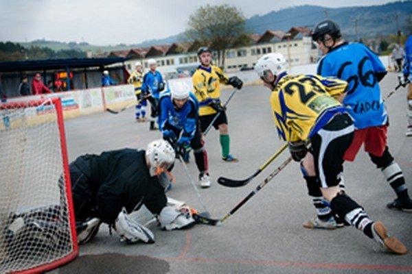 V nedeľu bolo na programe ďalšie kolo KHL.