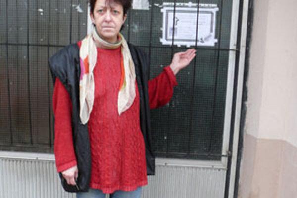 Jaroslava Čičmanová z Kysuckého Nového Mesta sa snažila zachrániť život svojej susedke.