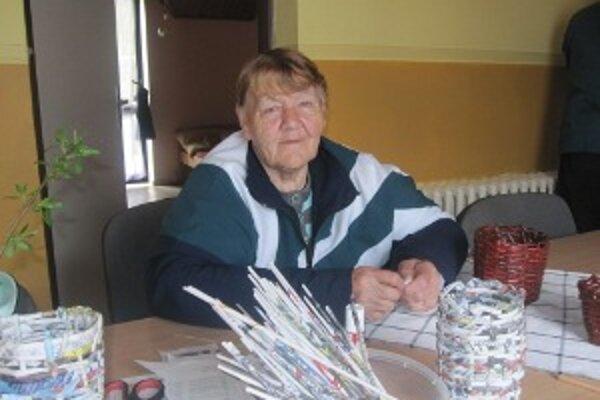 Dôchodkyňa verí, že sa jej podarí dostať do niektorého zo zariadení pre seniorov a dožiť starobu dôstojne.