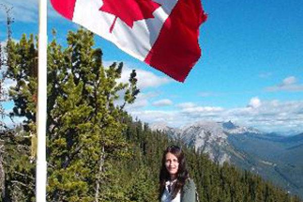 Monika Magátová verí, že do Kanady sa ešte vráti.