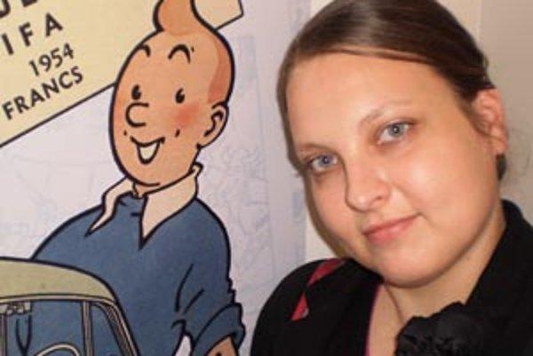 V Belgicku sa zrodili komiksy. Čítajú ich tam aj dospelí. Toto je celosvetovoznáma postavička Tintin.