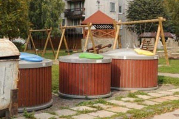 V Turzovke ako prví na Slovensku vymenili klasické zberné nádoby za polopodzemné kontajnery.