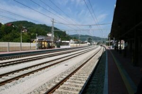 Rekonštrukcia trate priniesla zvýšenie rýchlosti na 140 kilometrov za hodinu.
